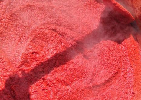 organik domates salçası doğal ürün karaoklar çiftliği